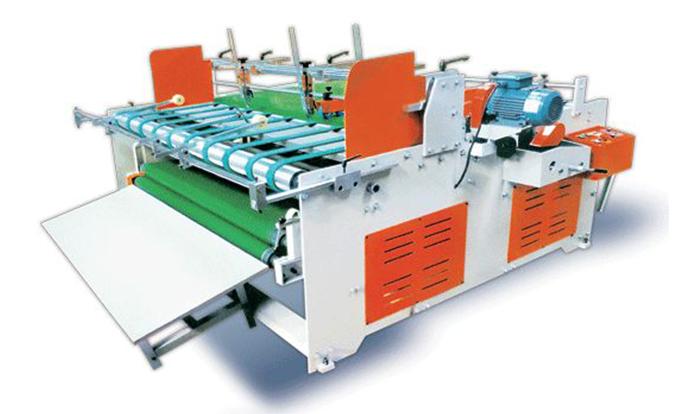 Полуавтоматическая машина для склеивания YIKE