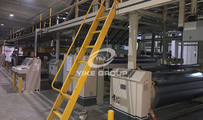 Линия по производству 7-слойного гофрированного картона