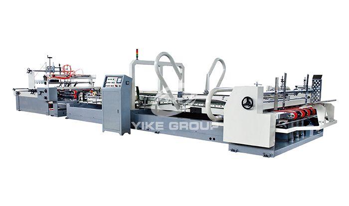 Папка Gluer Machine