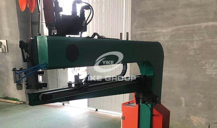 Тип картонная коробка картона сервопривода делая машину  шить машину