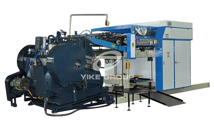 Автоматическая ручная машина для штамповки