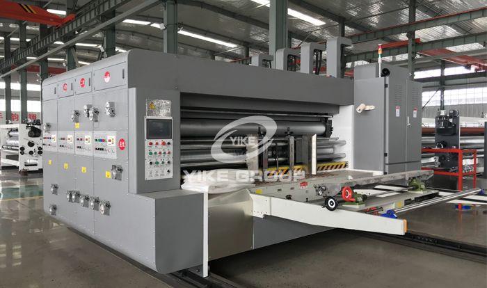 Флексографская печатная машина