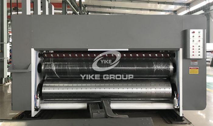 Машина для фрезерной резки флексографских принтеров