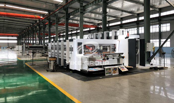 Высокоскоростная автоматическая фидерная машина флексографского принтера