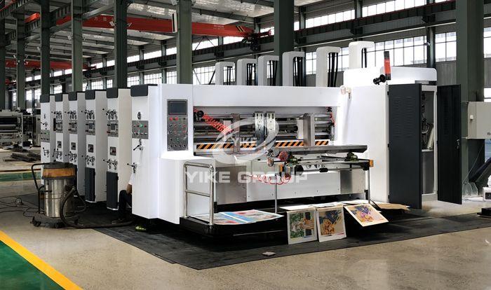 автоматическая машина sloter принтера flexo фидера