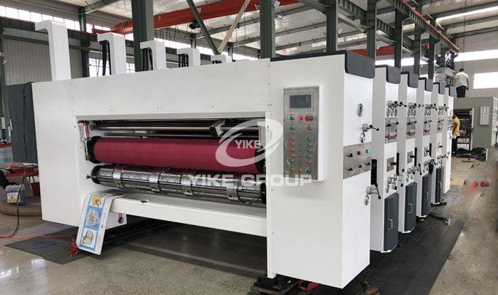 Слоты для флексографских принтеров