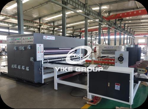 Тип автоматическая фидерная машина флексографской печати YKC-1224 для клиента
