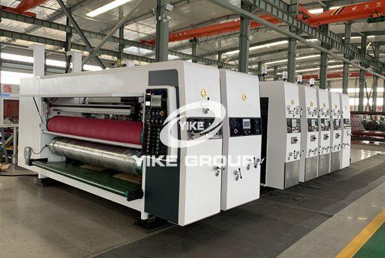 машина слоттера принтера flexo высокого разрешения