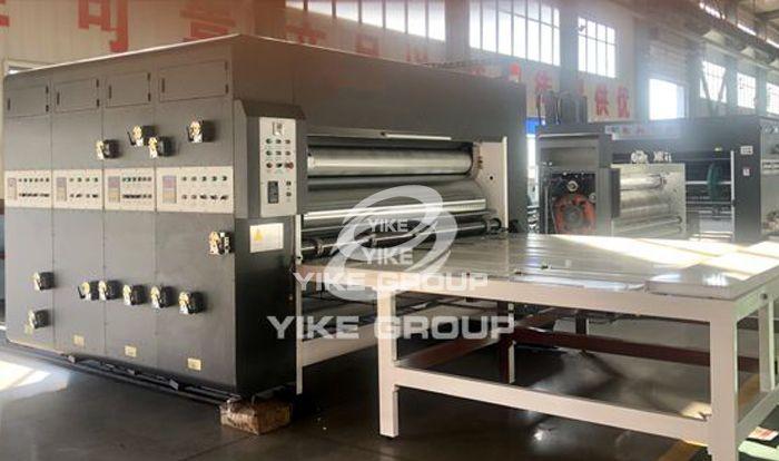 Слоттерная машина для принтера с цепочкой