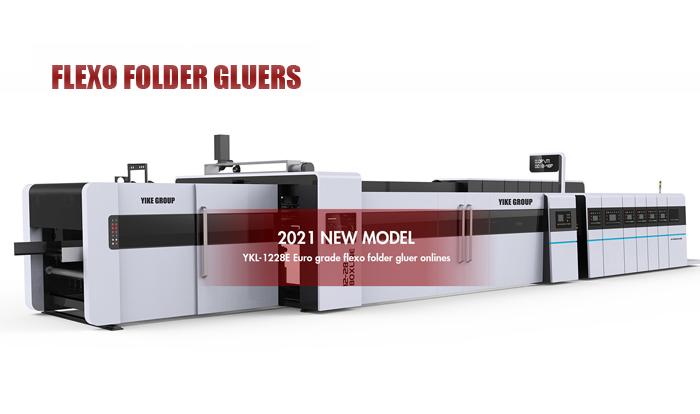 Автоматическая машина для резки и высечки флексографской печати высокой четкости.