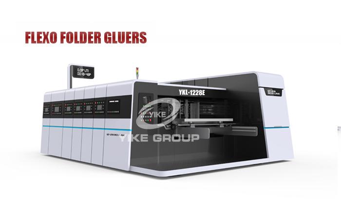 YKL-1228E Новая модель High Definition Флексографский принтер Слоттер Ротационная высекальная машина